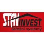 STAV-INVEST střešní systémy s r.o. – logo společnosti