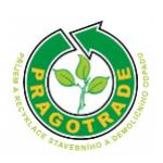 PRAGOTRADE spol. s r.o. – logo společnosti