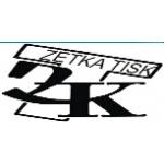ZETKA TISK spol. s r.o. – logo společnosti