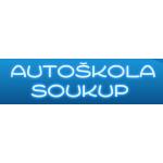 AUTOŠKOLA SOUKUP – logo společnosti