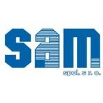 SaM spol. s r.o. – logo společnosti