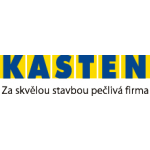 KASTEN spol. s r.o.- revitalizace panelových domů – logo společnosti
