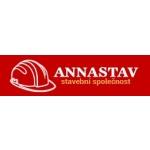 ANNASTAV CZ s.r.o. (pobočka Praha 2) – logo společnosti
