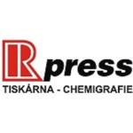 Rpress - Václav Rak – logo společnosti