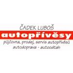 Čadek Luboš - AUTOPŘÍVĚSY ČADEK – logo společnosti