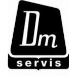 DM servis, s.r.o. - Kancelářská technika v Kladně, psací stroje, tiskárny a faxy – logo společnosti