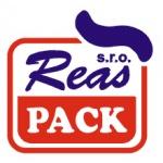 Reas - PACK s.r.o. – logo společnosti