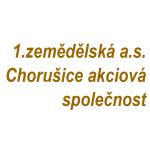 1.zemědělská a.s. Chorušice akciová společnost – logo společnosti