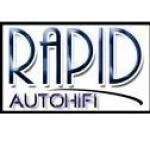 RAPID AUTOHIFI - Neratovice – logo společnosti