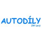Levý Jiří - AUTODÍLY – logo společnosti
