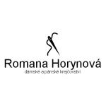 KREJČOVSTVÍ Romana Horynová – logo společnosti