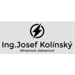 Ing. Josef Kolínský - elektro silnoproud a slaboproud – logo společnosti