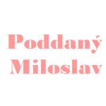 Poddaný Miloslav – logo společnosti