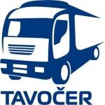 TAVOČER s.r.o. - přeprava osob – logo společnosti