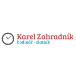Zahradník Karel - Hodinář - Zlatník – logo společnosti