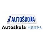 Autoškola Hanes – logo společnosti