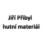 Jiří Přibyl - hutní materiál – logo společnosti