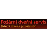 Požární dveřní servis, s.r.o. – logo společnosti