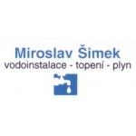 Miroslav Šimek - topení, vodoinstalace, plyn – logo společnosti