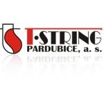 T-STRING Pardubice a.s. – logo společnosti