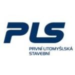 První litomyšlská stavební a. s. – logo společnosti