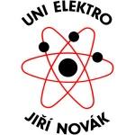 Novák Jiří - UNI ELEKTRO – logo společnosti