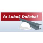 Dočekal Luboš - KOVOVÝROBA A AUTODOPRAVA – logo společnosti