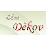 Obec Děkov – logo společnosti