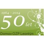 Domov pro osoby se zdravotním postižením Leontýn – logo společnosti