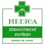 ZDRAVOTNICKÉ POTŘEBY MEDICA – logo společnosti