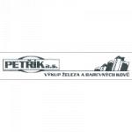 Petřík a.s. – logo společnosti