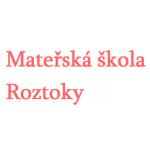 Mateřská škola Roztoky – logo společnosti