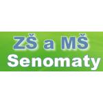 Základní škola a Mateřská škola Senomaty, Nádražní – logo společnosti