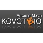 Mach Antonín - kovoobrábění (pobočka Tišice) – logo společnosti