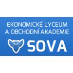 Ekonomické lyceum a Obchodní akademie SOVA, o.p.s. – logo společnosti