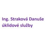 Ing. Straková Danuše- úklidové služby – logo společnosti