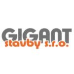 GIGANT stavby, s.r.o. – logo společnosti