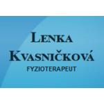 Kvasničková Lenka – logo společnosti