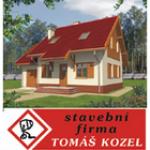 Kozel Tomáš - Stavební firma – logo společnosti