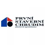 PRVNÍ STAVEBNÍ CHRUDIM akciová společnost – logo společnosti