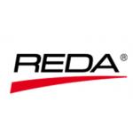 REDA a.s.- reklamní a dárkové předměty (centrála Brno) – logo společnosti