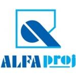 ALFA - PROJ spol. s r.o. – logo společnosti
