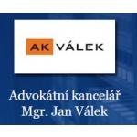 Jan Válek Mgr. – logo společnosti