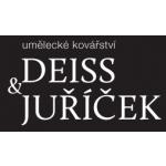 Deiss Tomáš - Umělecké kovářství Deiss&Juříček – logo společnosti