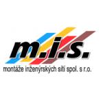 Montáže inženýrských sítí spol. s r.o. – logo společnosti