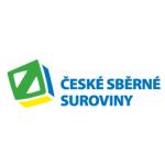 České sběrné suroviny a.s. (pobočka Kostelec nad Labem) – logo společnosti