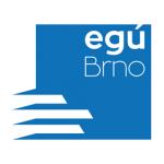 EGÚ Brno,a.s. – logo společnosti