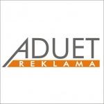ADUET reklama, spol. s r.o. – logo společnosti
