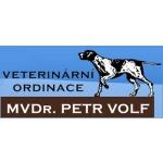 MVDr. Petr Volf, veterinární lékař – logo společnosti