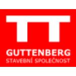 STAVEBNÍ SPOLEČNOST GUTTENBERG s.r.o. – logo společnosti